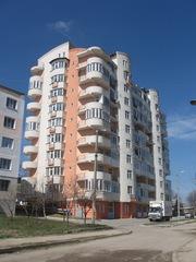 Двухкомнатная квартира в новострое 45+15 кв.м.